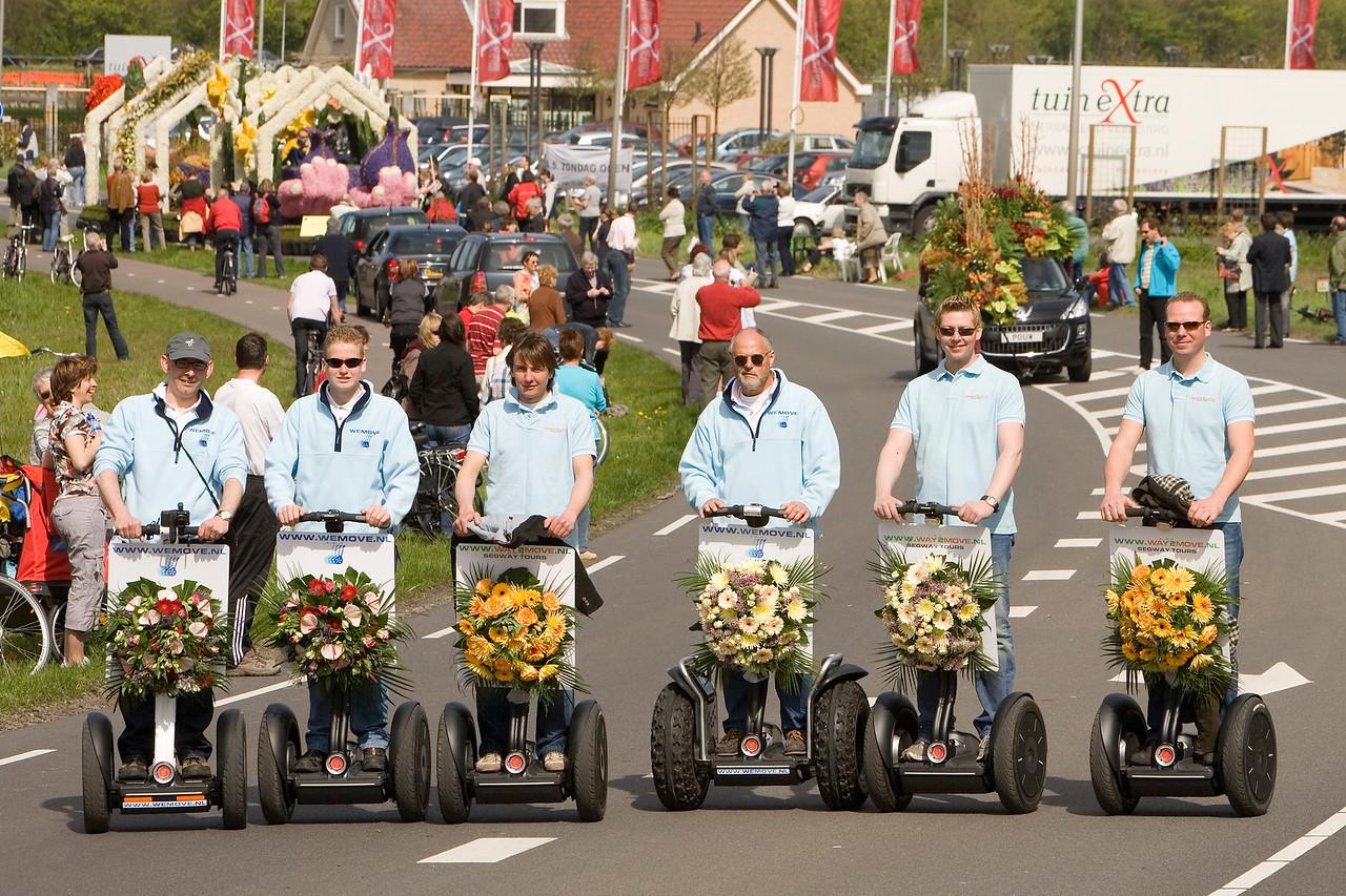 Bloemencorso Bollenstreek 2008 - Sven van der Vlugt Fotografie