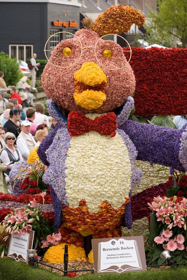 Bloemencorso Bollenstreek 2009 - Sven van der Vlugt Fotografie