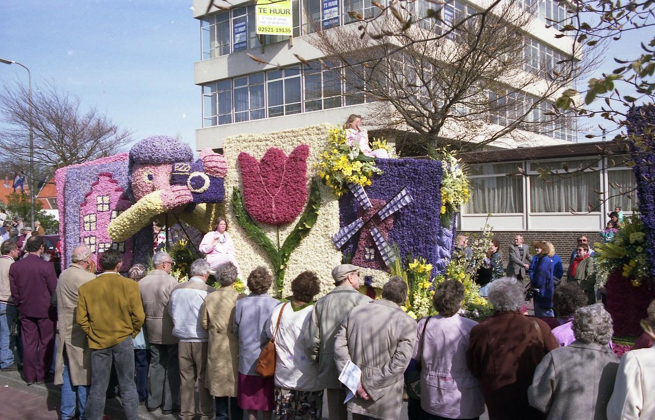 Bloemencorso Bollenstreek - 1992