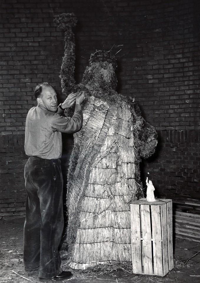 Bloemencorso Bollenstreek 1953